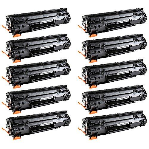 DS 10 Pack New C337 Black Toner Cartridge For Canon 337 CRG337 ImageClass MF216n