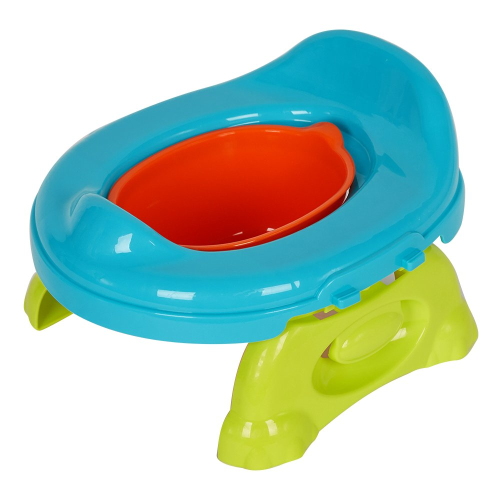 COLORTREE Folding Portable Travel Potty Seat for Kids