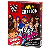 Watch Ya Mouth WWE Edition Party Card Game