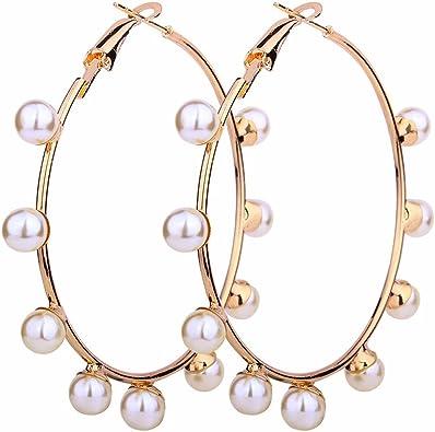 2 14 white hoop wedding earrings for bride wedding earrings large white hoops thin tortoise hoop Big white hoop textured white hoops