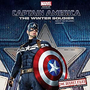 Marvel's Captain America: The Winter Soldier Audiobook