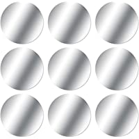 MOSUO 9-pack metalen platen, vervangende metalen plaatkits met 3M-lijm op de achterkant voor alle magnetische…