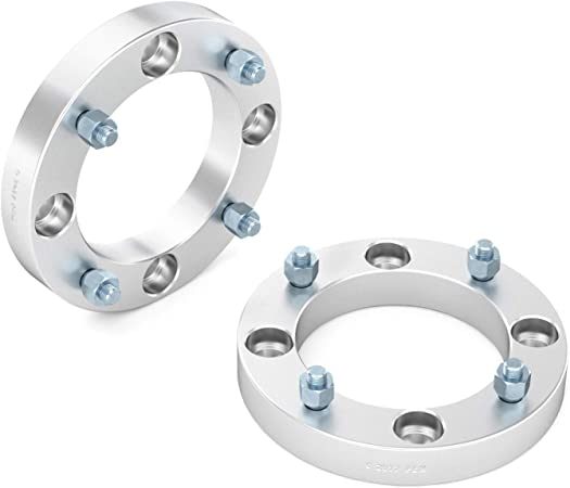 "2pc 2/"" ATV 4//137 Race Wheel Spacers CanAm Commander 800 1000 Renegade 500 800"
