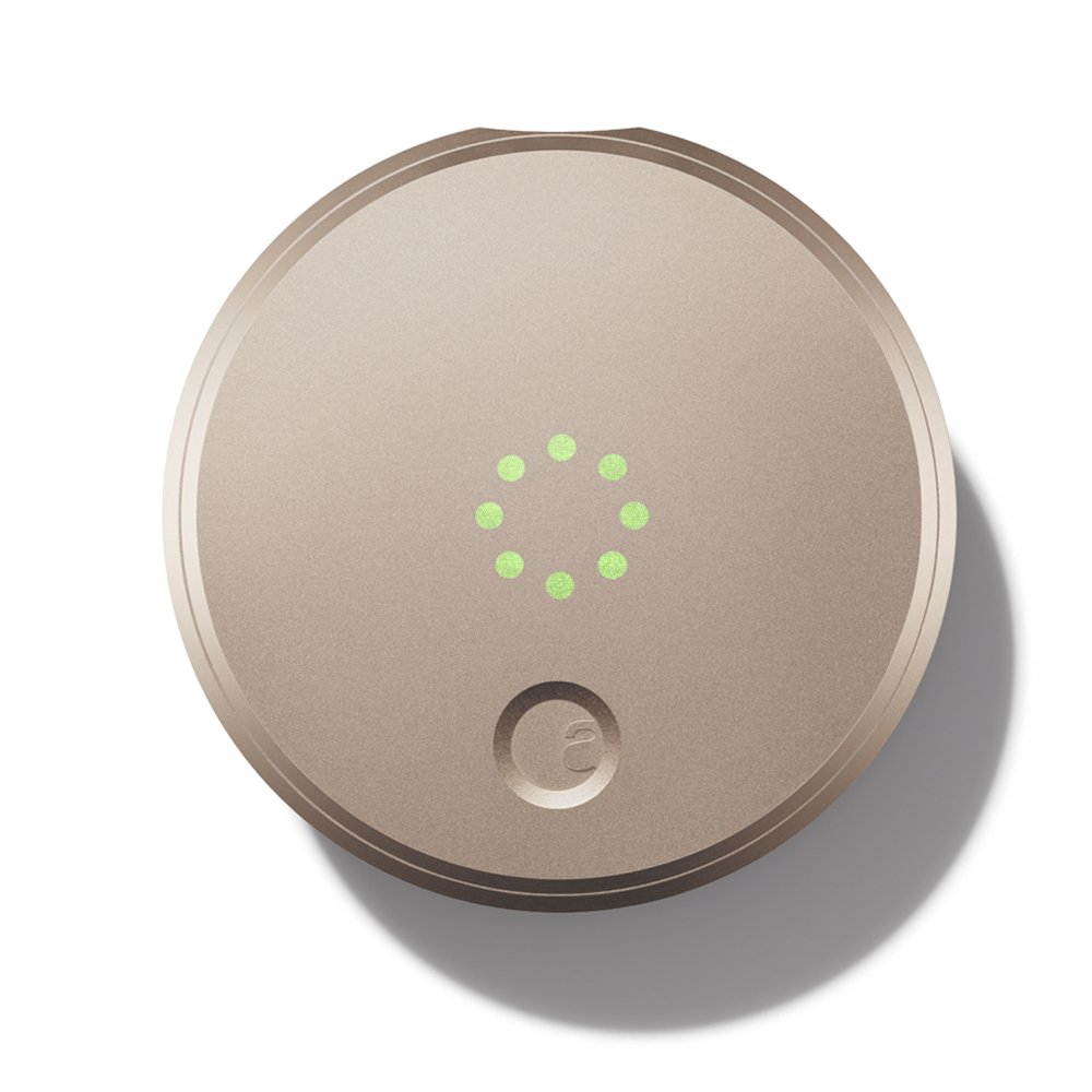 1st Generation August Smart Lock - Champagne