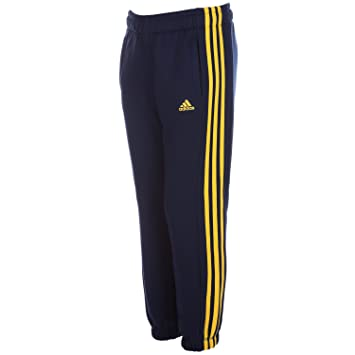 d6ae50bbaf6772 adidas Jungen Essentials 3-Stripes Jogginghose  Amazon.de  Sport ...