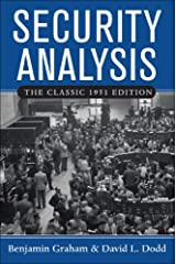 Security Analysis: The Classic 1951 Edition Hardcover