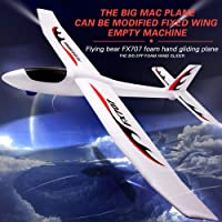 FX707S Airplane Hand Launch Glider Plane Throwing Airplane Soft Foam Airplane Aircraft Model DIY Toys for Kids RM12234
