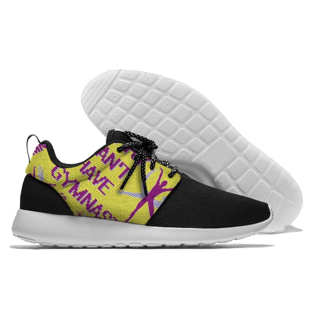 Can't I Have Gymnastics Men's Casual Loafer Walking Lightweight Slip-On Loafer Shoes