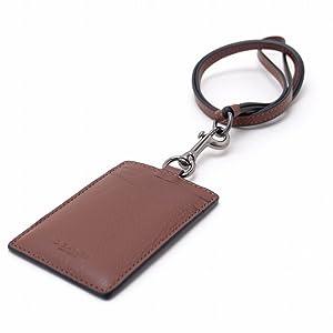 コーチ カードケース ネックストラップ IDケース パスケース シグネチャー 58114CWH [アウトレット品] [並行輸入品]