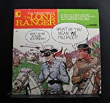 Geo. W. Trendle - The Adventures Of The Lone Ranger - Lp Vinyl Record