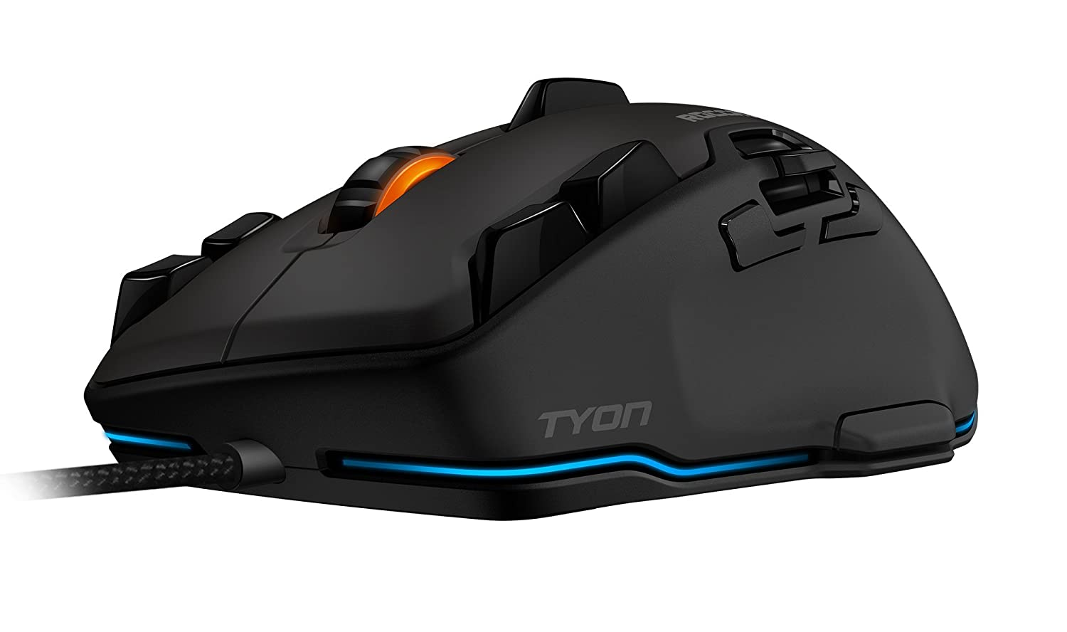 ROCCAT Tyon Black - All Action Multi-Button Gaming Mouse