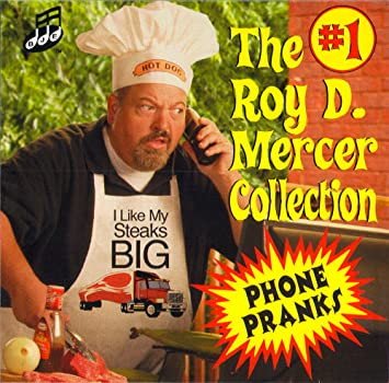 How big'a boy are ya? Volume 7: hangin' it up? By roy d. Mercer on.