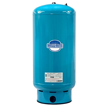 Amazon com: Well-Rite WR-240 Well Pressure Storage Tank