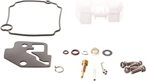 REPLACEMENTKITS.COM Brand Fits Yamaha Four Stroke 9.9 & 15 HP Outboard Carburetor Kit Replaces 66M-W0093-01