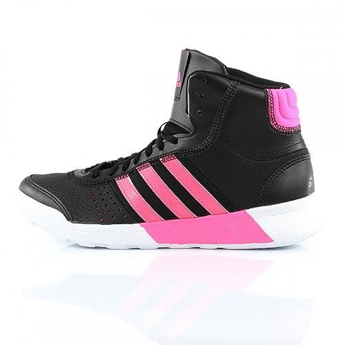 adidas Chaussures de Training Adidas Performance Essential Fun Mid -  Zapatillas de Deportes de Interior de 81023c359c