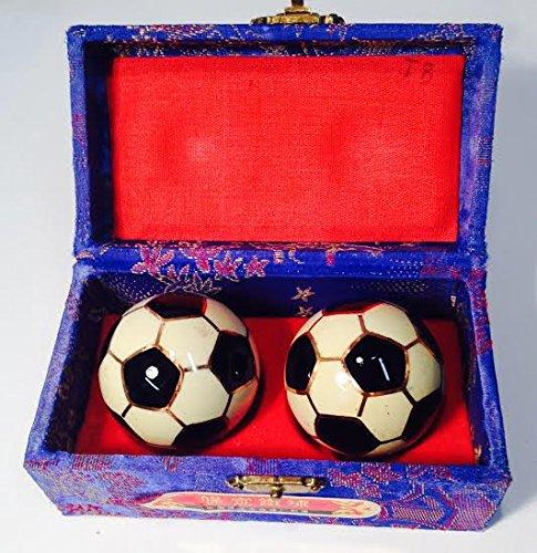 Oriental Soccer Ball (Soccer Balls Oriental Meditation Health Balls)