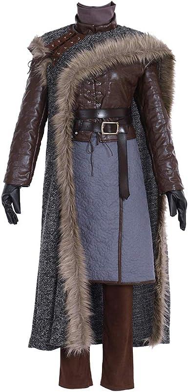 Disfraz de Arya Stark de Juego de Tronos de 1791 para Mujer ...