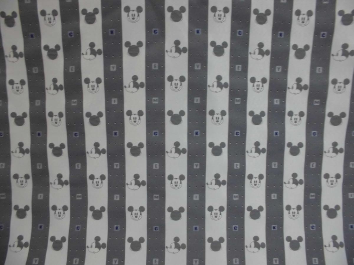 【カーテン生地】 ディズニーミッキーマウス150cm×【30m】反物LW112495   B07B86B55P