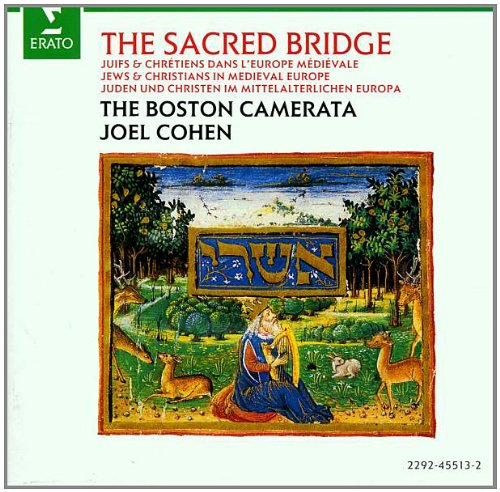 The Sacred Bridge: Jews and Christians in Medieval Europe (Pup Song Christmas)