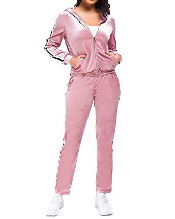 MINTLIMIT - Chándal - para Mujer Rosa C425-pink L: Amazon.es: Ropa ...
