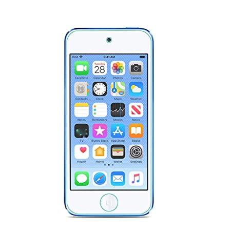 6th Generation Screen Protector UNEXTATI HD Clear Tempered Glass Screen Protector for Apple iPod Touch 5th 6th Generation 2 Pack iPod Touch 5th