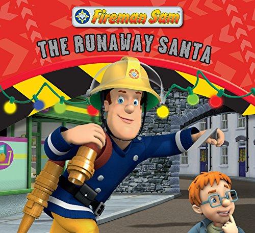 Fireman Santa - The Runaway Santa (Fireman Sam)