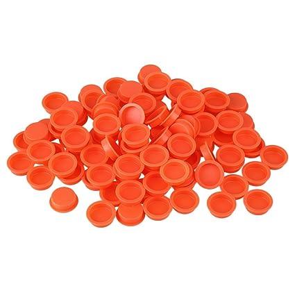 Cnbtr sandía rojo Plástico Polietileno líquido Japón tipo 30 cc / 50cc dispensador Industrial de la