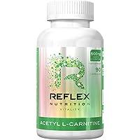 Reflex Nutrition - Acetyl L-Carnitine - 500mg - 90 Capsules