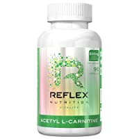 Reflex Nutrition - Acetyl L-Carnitine - 500mg - 90 Capsules