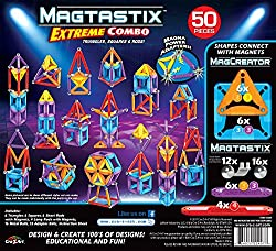 Cra-z-art Magtastix 50 Piece Extreme Combo Arts & Crafts