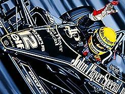 Ayrton Senna First Victory 1985 Estoril ...
