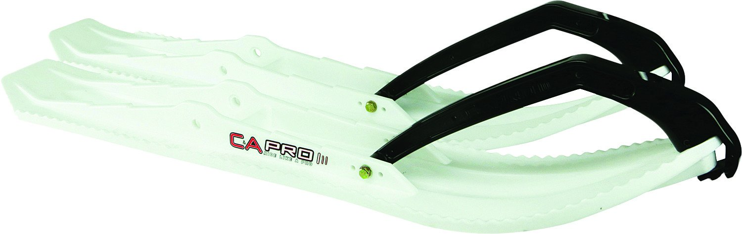 C&A Pro Boondock Extreme BX Skis - White 399-7701 by C&A