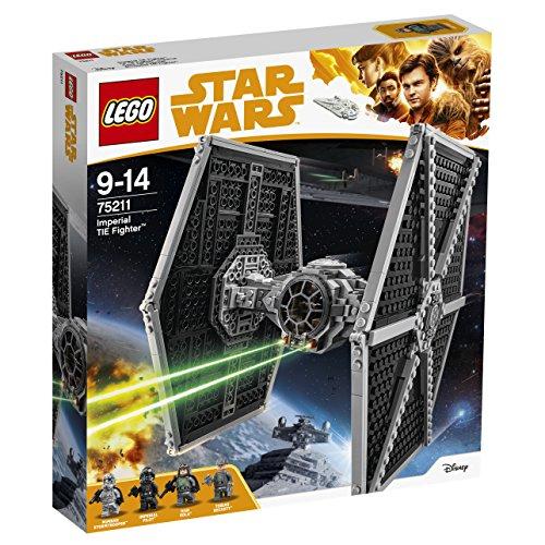 LEGO Star Wars Solo - Imperial TIE Fighter Costruzioni -