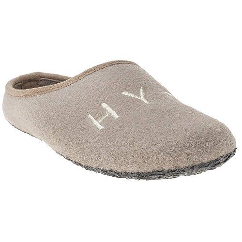 937e74efc7c2f ILSE JACOBSEN Silje3570 Slippers Tan: Amazon.co.uk: Shoes & Bags