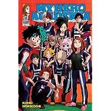 My Hero Academia, Vol. 4