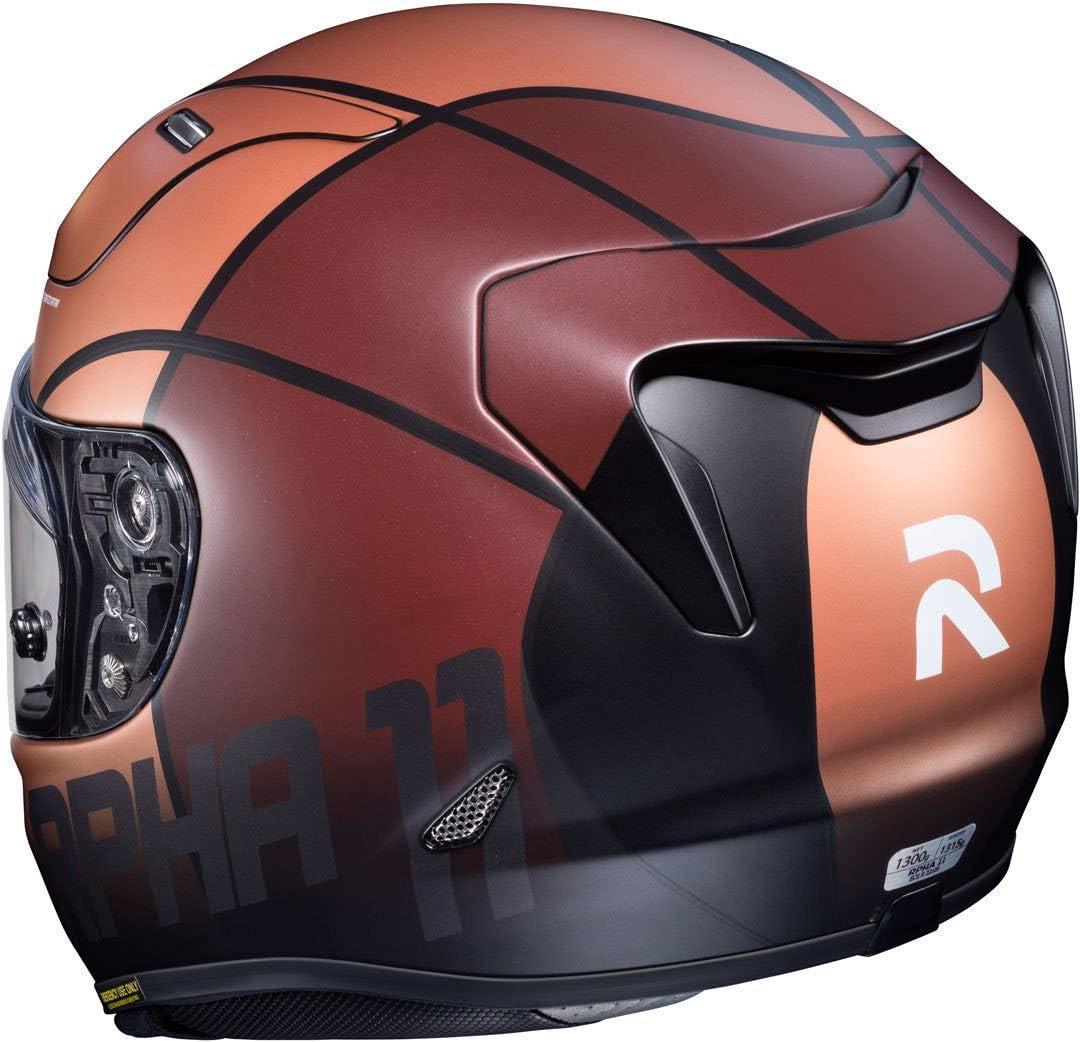 Motorradhelm HJC RPHA 11 QUINTAIN MC21SF Schwarz//Blau//Weiss//Rot XL