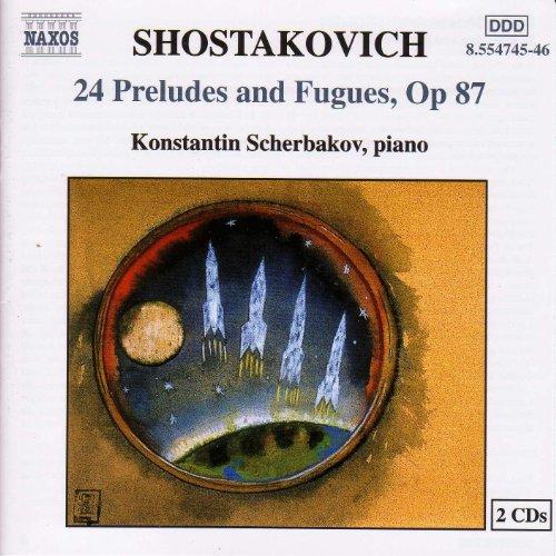Shostakovich: 24 Preludes and ...