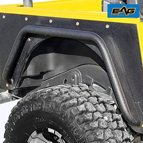 - EAG Rear Fender Flares Fit for Corner Guards Off Road Armor 3