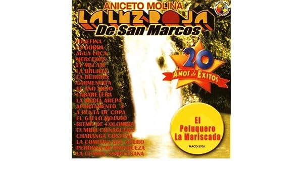 La Gorra by Aniceto Molina La Luz Roja De San Marcos on Amazon Music - Amazon.com