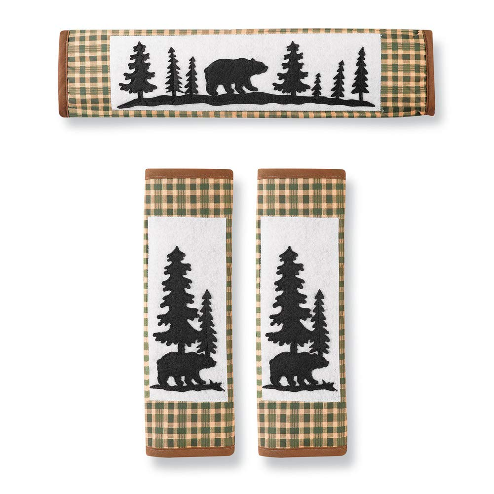 Northwood's Kitchen Appliance Handle Covers Features Two for Refrigerator Handles and One for the Oven - Set of 3