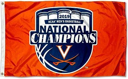 VIRGINIA CAVALIERS 2019 NCAA MENS BASKETBALL CHAMPIONS vinyl decal