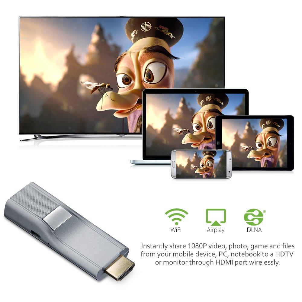 VicTsing 2,4 G Wireless & mit Kable HDMI Miracast: Amazon.de ...