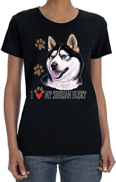 I Love Heart My Husky T-Shirt