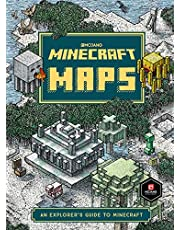 Minecraft: Maps: An Explorer's Guide to Minecraft