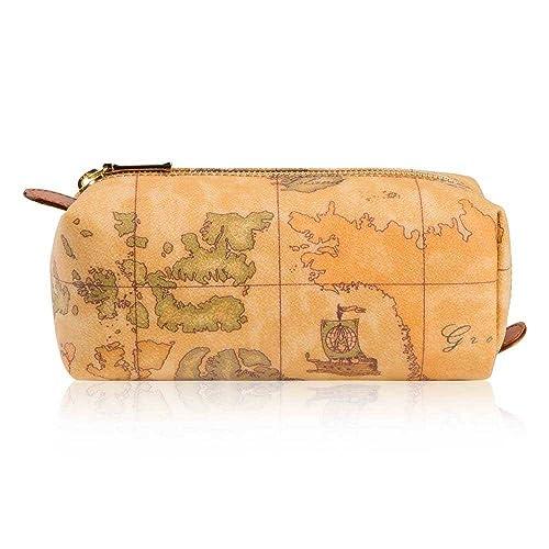 c9a5458c91 Alviero martini Pencil Case Geo Classic: Amazon.it: Scarpe e borse