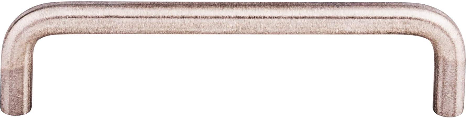 Bent Bar 5 1 16 C C 10mm Diameter Brushed Stainless Steel Amazon Com