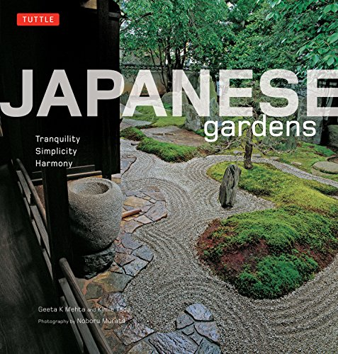 Featuring beautiful photographs and insightful commentary this Japanese gardening book is a must-have for any gardening or zen enthusiast. At the heart of a Japanese garden is harmony with nature. More than simply a landscape of trees and flowering s...