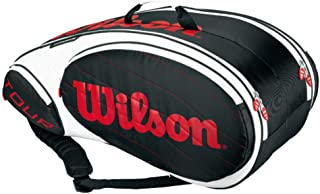 Wilson Tour–Borsa per 9Racchette da Tennis (77x 36x 35cm