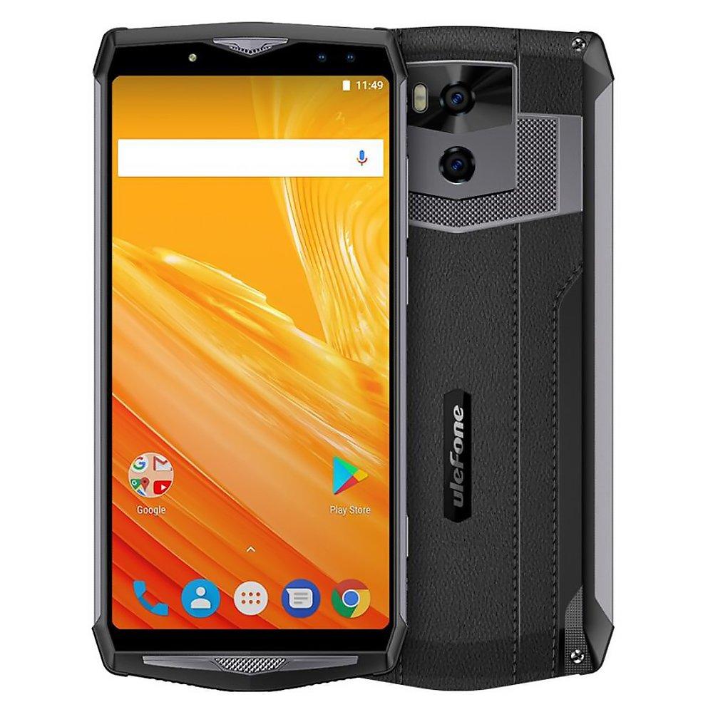 Ulefone Power 5 Teléfono Móvil 4G 6 Pulgadas FHD MTK6763 ...