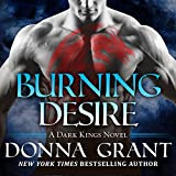 Burning Desire: Dark Kings, Book 3
